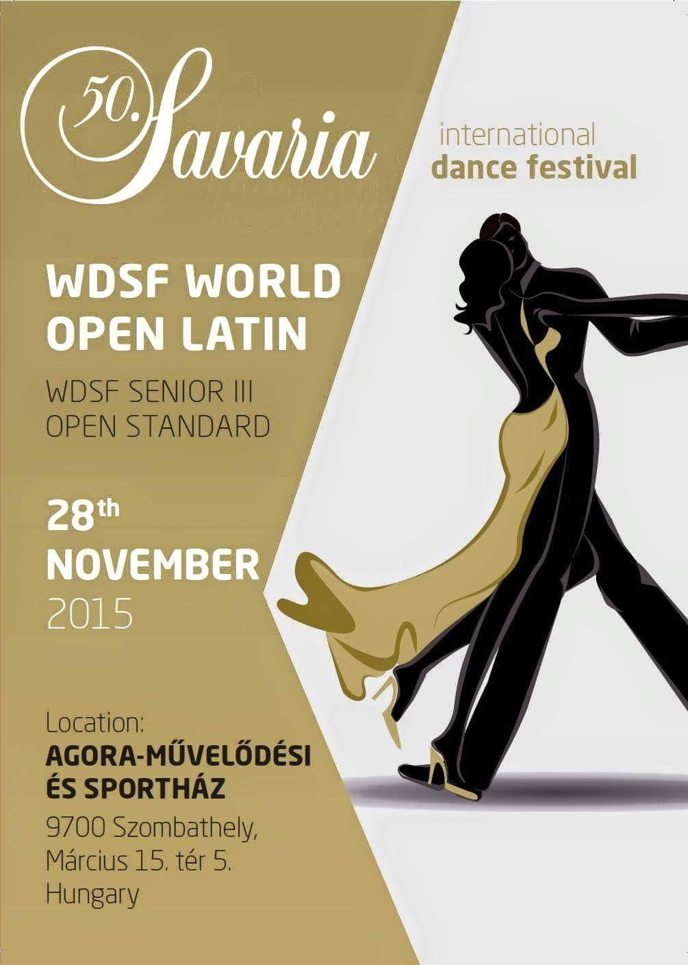 50. Savaria nemzetközi táncfesztivál