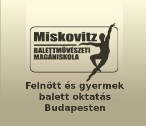 Miskovitz Valettművészeti magániskola - felnőtt balett oktatás