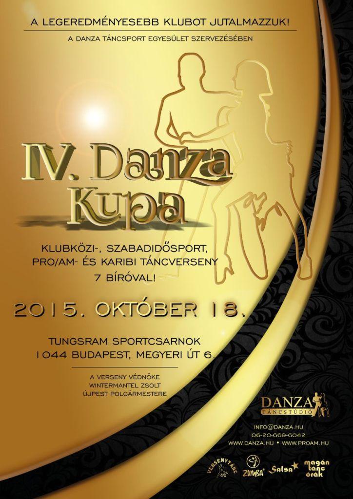 IV. Danza Kupa