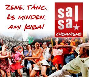 Salsa Cubanismo Tánciskola
