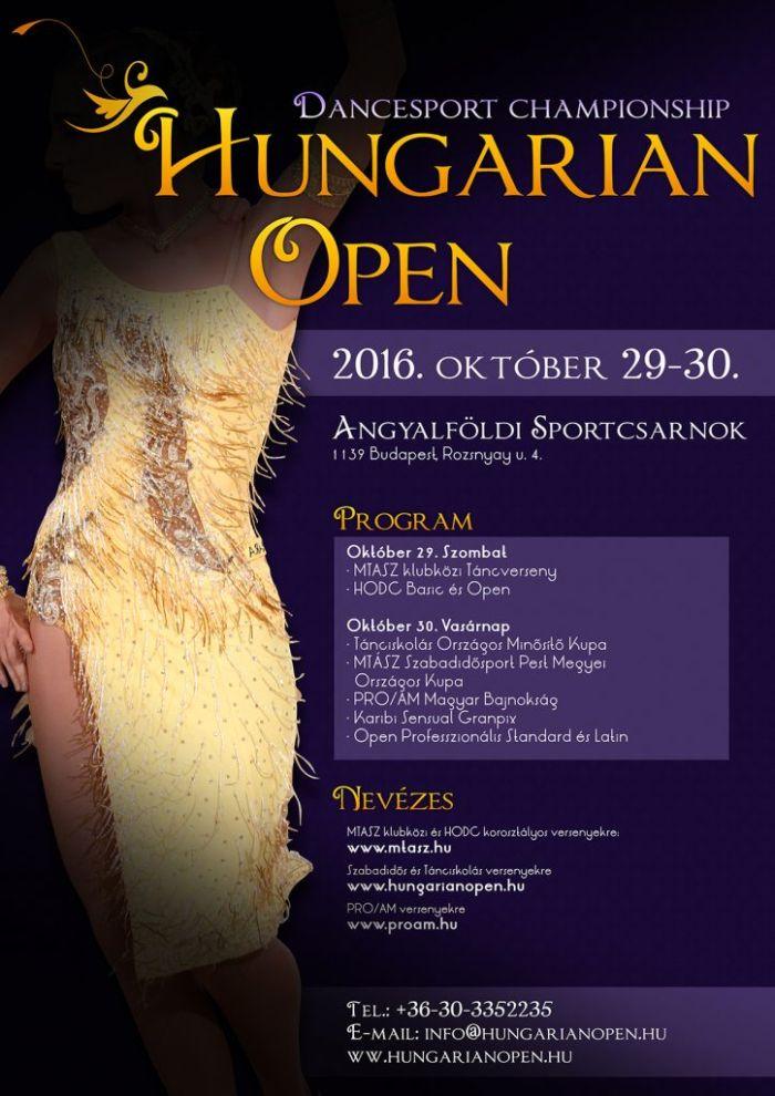 Hungarian Open Dance Championship